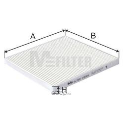 Фильтр салона (M-Filter) K9065
