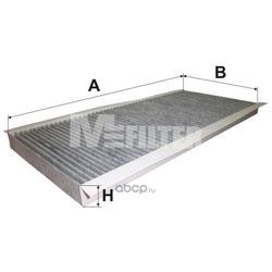 Фильтр салона (M-Filter) K9073C