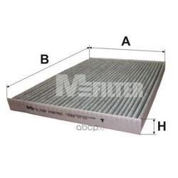 Фильтр салона (M-Filter) K9076C