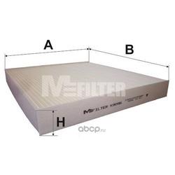 Фильтр салона (M-Filter) K9096