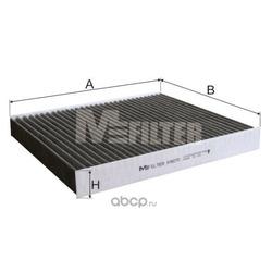 Фильтр салона (M-Filter) K927C