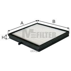 ФИЛЬТР ВОЗДУШНЫЙ (M-Filter) K966
