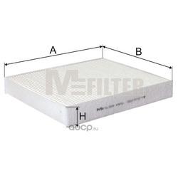 Фильтр салона (M-Filter) K970
