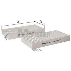 Фильтр салона (M-Filter) K9732