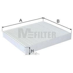 Фильтр салона (M-Filter) K984