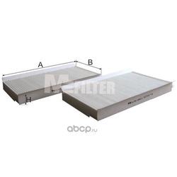 Фильтр салона (M-Filter) K9942