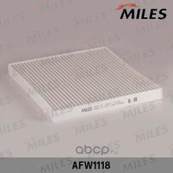 Фильтр салона TOYOTA AVENSIS/COROLLA 02- (Miles) AFW1118