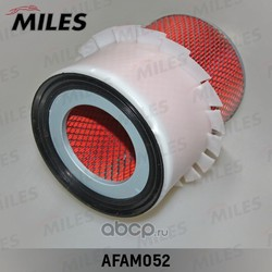 Фильтр воздушный MITSUBISHI PAJERO 2.8TD/3.0V6 94- (Miles) AFAM052