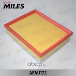 Фильтр воздушный RENAULT LAGUNA 1.5D/2.0D (с доп.фильтром) (FILTRON AP135/4, MANN C25109/1) (Miles) AFAU172