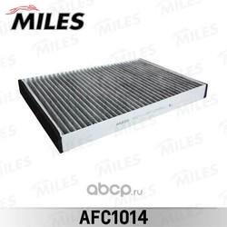 Фильтр салона OPEL ASTRA G (BEHR) угольный (Miles) AFC1014