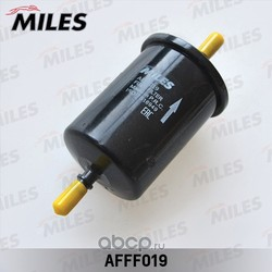 Фильтр топливный RENAULT LOGAN/CLIO/KANGOO 1.2-2.0 (KL72) (Miles) AFFF019
