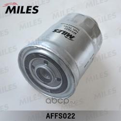 Фильтр топливный MITSUBISHI PAJERO/L200 2.5D/HYUNDAI PORTER/H-1 2.5D (Miles) AFFS022