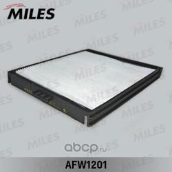 Фильтр салона HYUNDAI ACCENT -01 (Miles) AFW1201