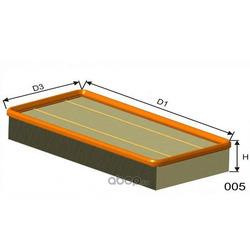 Воздушный фильтр (MISFAT) P285