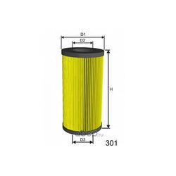 Масляный фильтр (MISFAT) L004