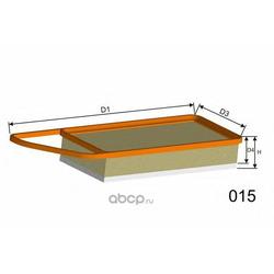 Воздушный фильтр (MISFAT) P426A