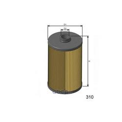 Топливный фильтр (MISFAT) F103