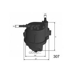 Топливный фильтр (MISFAT) F112