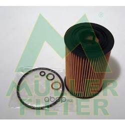 Масляный фильтр (MULLER FILTER) FOP207