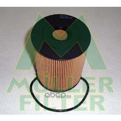 Масляный фильтр (MULLER FILTER) FOP334