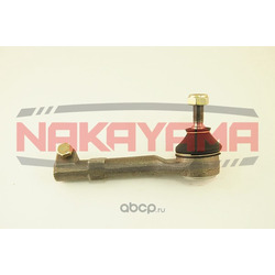 Наконечник рулевой тяги прав 60000-22752 RENAULT: (NAKAYAMA) N10017