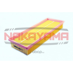 Фильтр воздушный MB C CLASS 07- (NAKAYAMA) FA100NY
