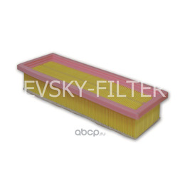 Фильтр воздушный (NEVSKY FILTER) NF5498C