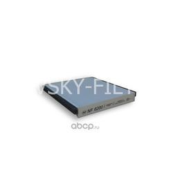 Фильтр салонный (NEVSKY FILTER) 6200