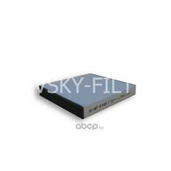 Фильтр очистки воздуха салона (NEVSKY FILTER) 6146