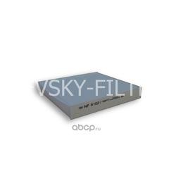 Фильтр очистки воздуха салона (NEVSKY FILTER) 6102