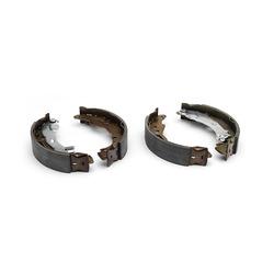 Колодки тормозные барабанные (NiBK) FN0609
