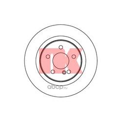Тормозной диск (Nk) 2033101