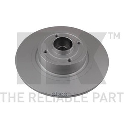 Тормозной диск (Nk) 313965