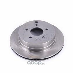 Диск тормозной задний CHEVROLET CAPTIVA (NSP) NSP0196625873