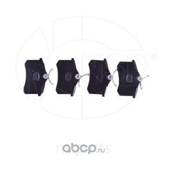 Колодки тормозные задние RENAULT Megane (NSP) NSP07440605713R