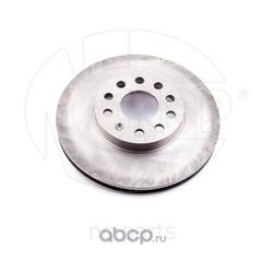 Диск тормозной передний SKODA Octavia (NSP) NSP081K0615301T