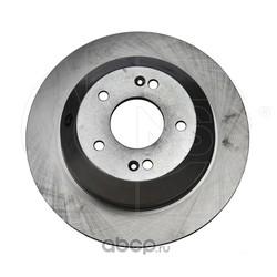 Диск тормозной задний HYUNDAI Santa Fe (NSP) NSP02584112P000