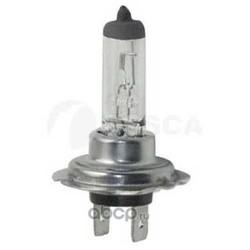 Лампочка галогенная 12V-55W H7 (OSSCA) 09626
