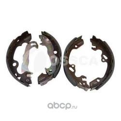 Колодки тормозные барабанные / FORD Focus-I (203x38) 98 - 05 (OSSCA) 12841