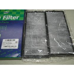 Фильтр салона угольный, комплект (Parts-Mall) PMAC12