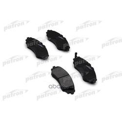 Колодки тормозные дисковые передн CHEVROLET: REZZO 05-, DAEWOO: NUBIRA 97-, NUBIRA Wagon 97-, NUBIRA седан 97-, REZZO 00-, HYUNDAI: TRAJET 05- (PATRON) PBP1116