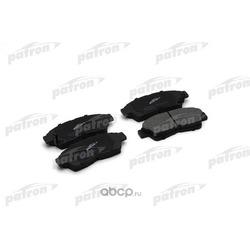 Колодки тормозные дисковые передние (PATRON) PBP867