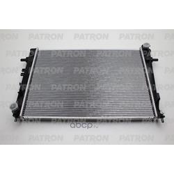 Радиатор системы охлаждения HYUNDAI: TUCSON 2.0 CRDI 06- (PATRON) PRS4024