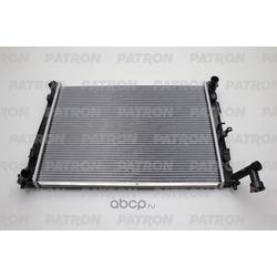Радиатор системы охлаждения KIA: CEED 1.4/1.6/2.0 07- (PATRON) PRS4032