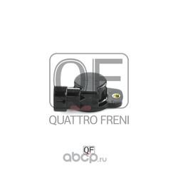 Датчик, положение дроссельной заслонки (QUATTRO FRENI) QF46A00002