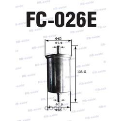 Фильтр топливный (Rb-exide) FC026E