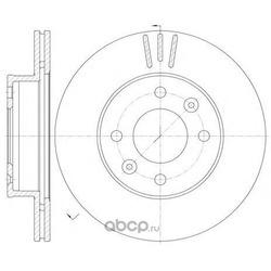 Тормозной диск (Remsa) 699010