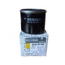 Масляный фильтр (RENAULT) 8200257642