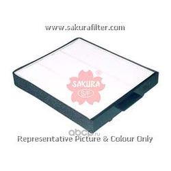 Фильтр салона (Sakura) CA1608