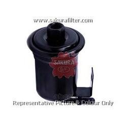 Фильтр топливный (Sakura) FS1144
